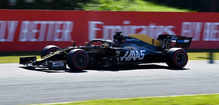Romain Grosjean, listo para darlo todo en México