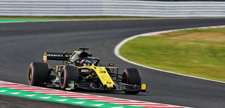 Daniel Ricciardo confía en seguir puntuando en México