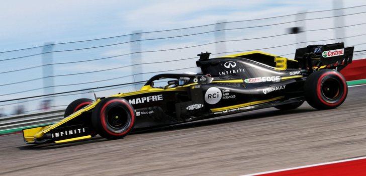 Daniel Ricciardo, mejor en Clasificación esta vez