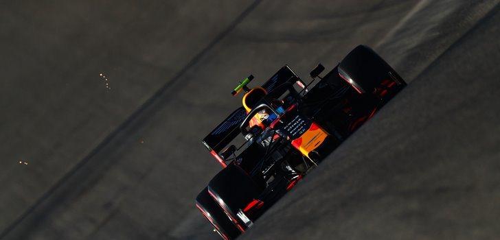 Alexander Albon en el GP de Estados Unidos