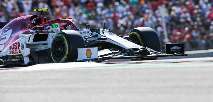 Kimi Raikkonen, listo para afronta la cita de Brasil