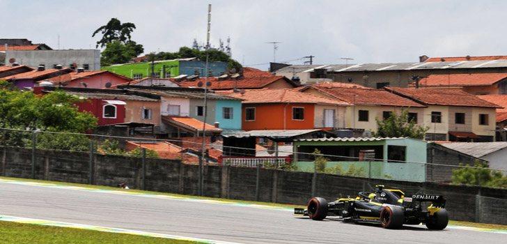 Daniel Ricciardo, emocionado para la carrera