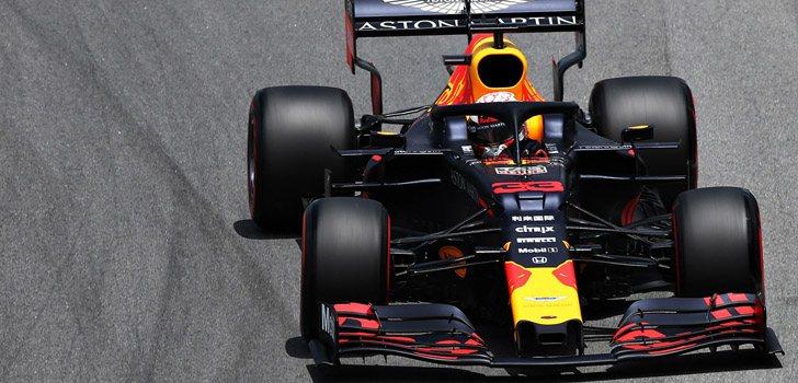 Max Verstappen comenzará desde la pole en Brasil