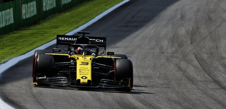 Daniel Ricciardo confía en sus posibilidad en Abu Dabi