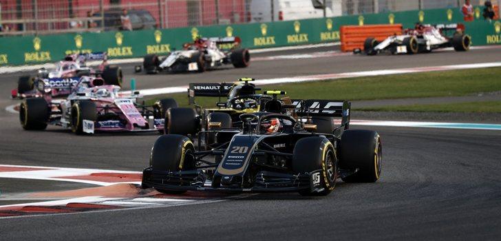 Final del calvario para Haas en 2019