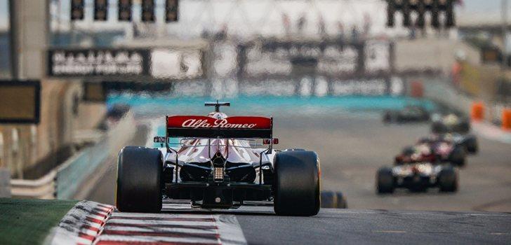 Alfa Romeo, satisfecho con el transcurso de la temporada