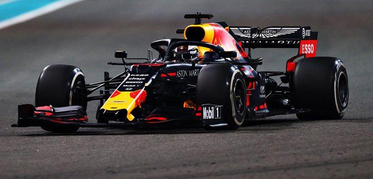 Max Verstappen, satisfecho con su temporada 2019