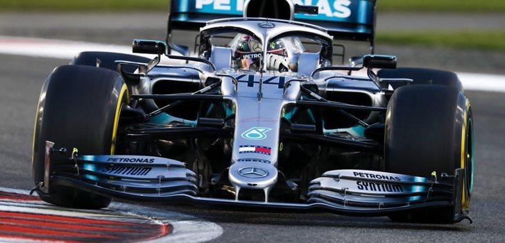 Lewis Hamilton, sabe que necesita mejorar en clasificación