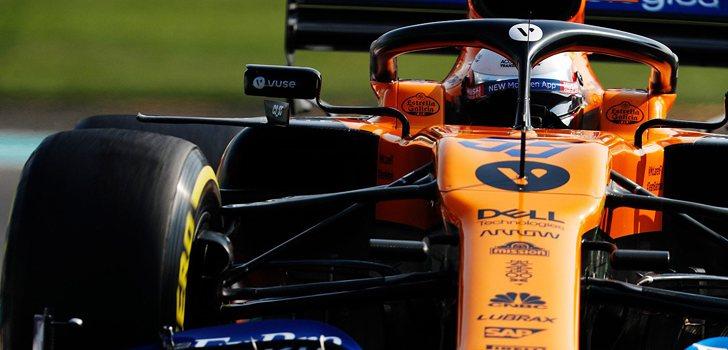 Carlos Sainz termina una temporada fantástica para McLaren y para él mismo
