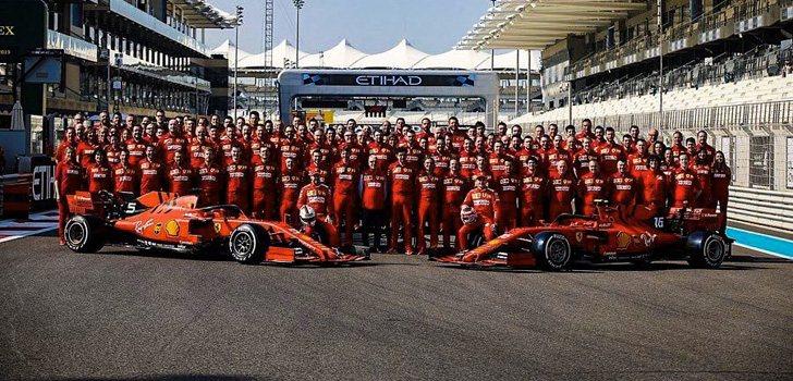 Sebastian Vettel, consciente de una mejora necesaria en Ferrari