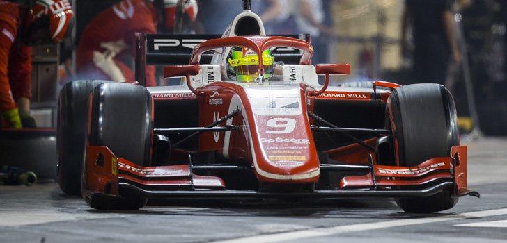 Mick Schumacher sabe el camino a seguir en su trayectoria