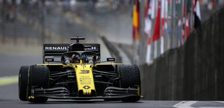 Daniel Ricciardo no esperaba demasiado de Renault