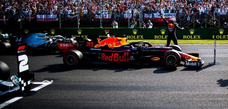 Max Verstappen, el as de Red Bull para 2020