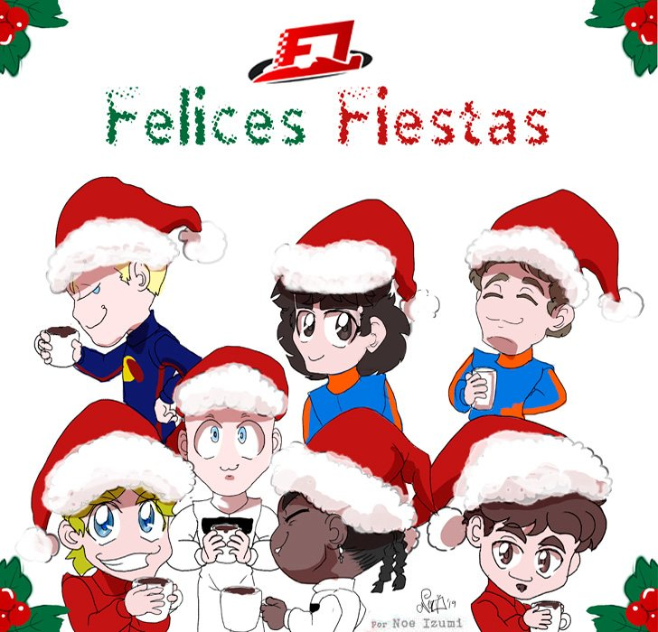 Los Chibis (292): ¡Felices fiestas!