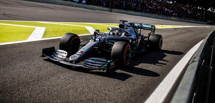 Hamilton, en Interlagos 2019
