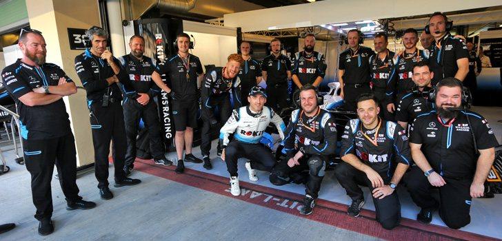 Robert Kubica, satisfecho con su vuelta a F1