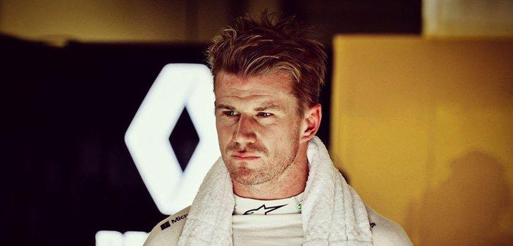 Nico Hülkenberg, consciente de la difícil situación de Renault