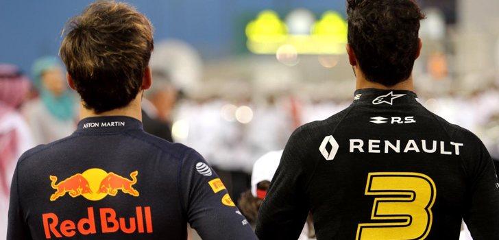 Daniel Ricciardo confiesa la diferencia de pasar a un equipo peor