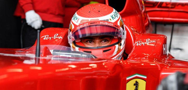 Pascal Wehrlein, pieza importante en Ferrari