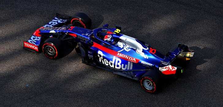 En Toro Rosso, empiezan a mirar hacia arriba