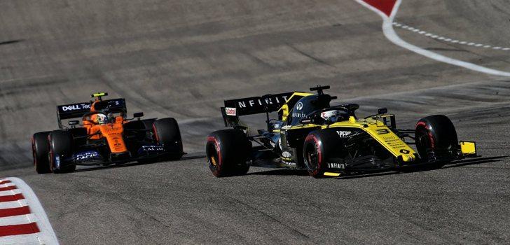 Cyril Abiteboul confía en la evolución de Renault