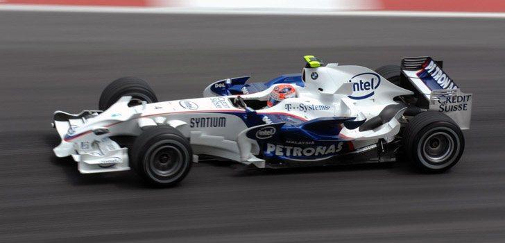 La época de Robert Kubica en Sauber