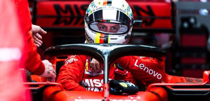 Confianza en Sebastian Vettel