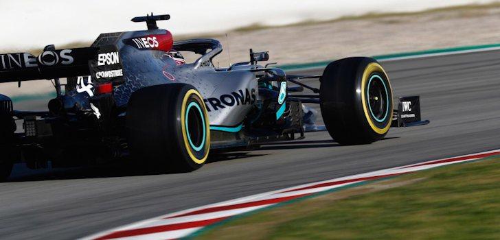 Lewis Hamilton, eufórico para Australia