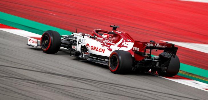 Kimi Räikkönen, listo para el inicio de temporada