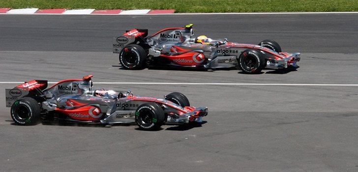 Hamilton y Alonso, pareja perfecta