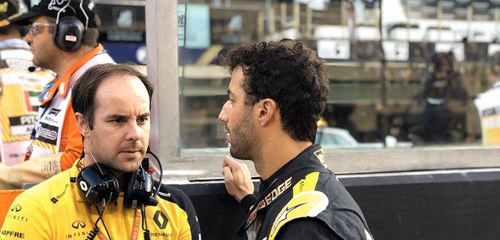 Ricciardo, convencido de que puede ser campeón