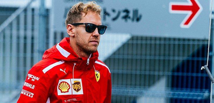 Massa no se extraña de la salida de Vettel a final de 2020