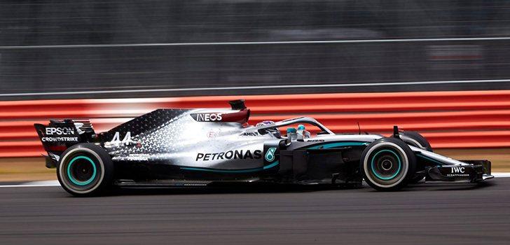 Lewis Hamilton, listo para 2020