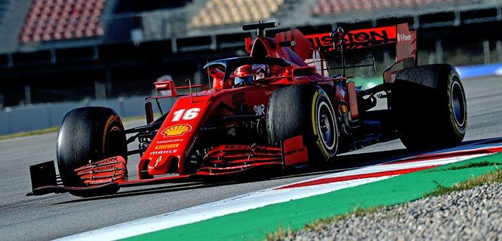 Ferrari, a la espera de actualizaciones