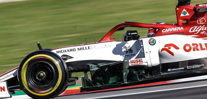 El futuro de Kimi Räikkönen sigue en el aire