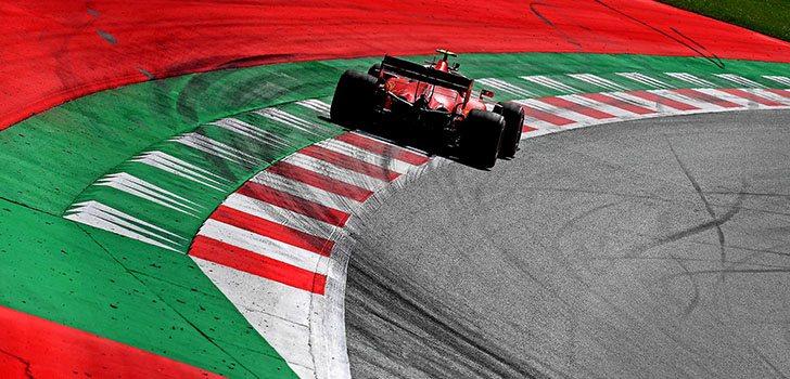 Clasificación f1 2020 GP Austria