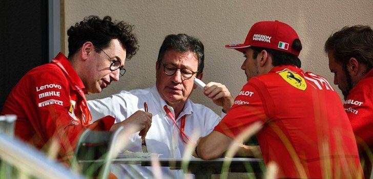 Ferrari crisis 2020
