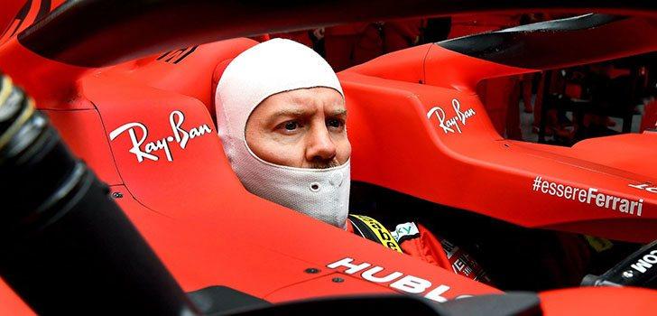 Sebastian Vettel no es una opción para Red Bull, según Horner