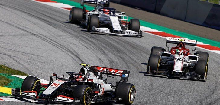 Haas necesita recuperarse después del golpe de la primera carrera en Austria