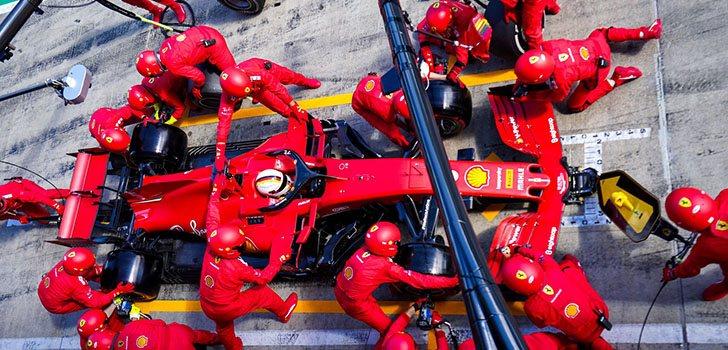 Ferrari Estiria 2020