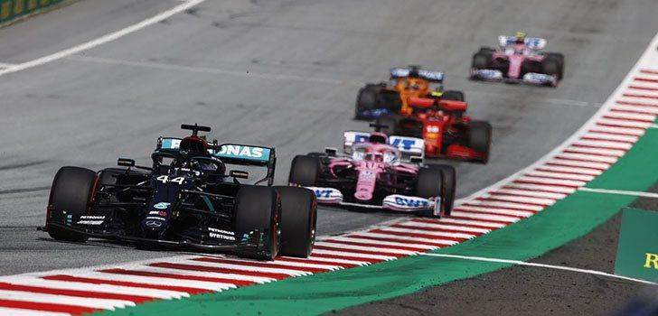 Otro paso adelante de Mercedes en F1