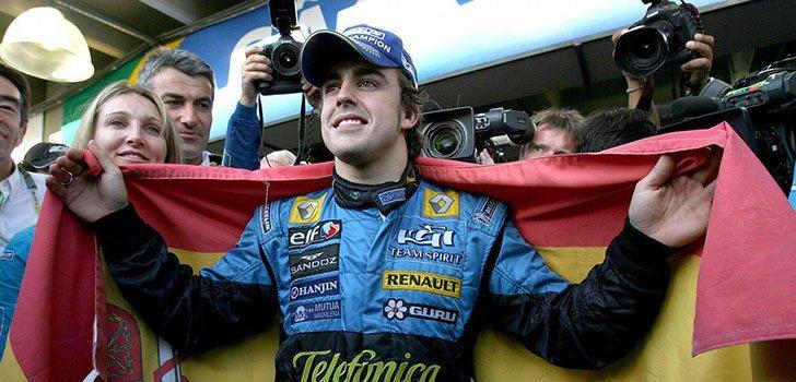 Fernando Alonso regresa a la F1 de la mano de Renault