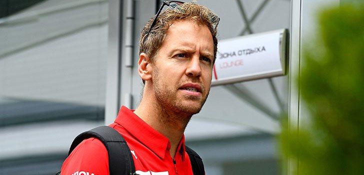 Sebastian Vettel aceptaría una oferta de Red Bull