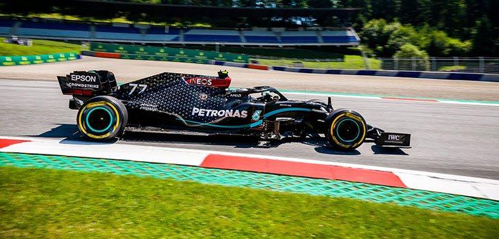 En Mercedes han trabajado en encontrar por qué tuvieron problemas en Austria