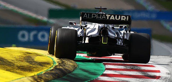En Alpha Tauri confían en progresar para el GP de Hungría
