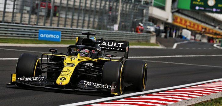 Daniel Ricciardo confía en estar más cerca del Top 5