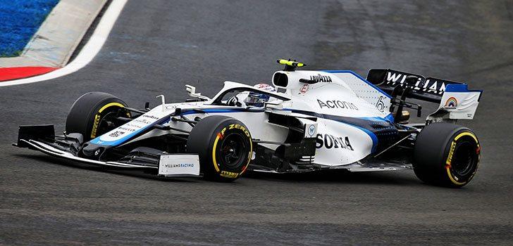 En Williams están preparados para luchar en Silverstone