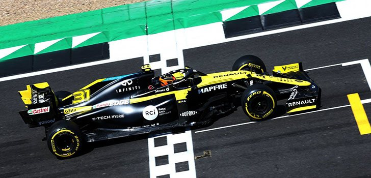 En Renault confían en dar un paso adelante de cara a la clasificación en Silverstone