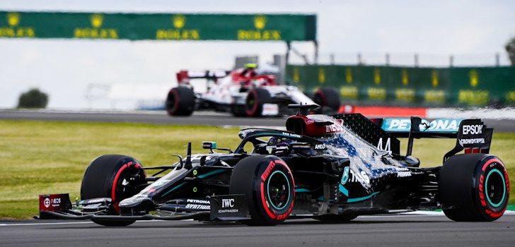 Mercedes GP Silverstone 2020