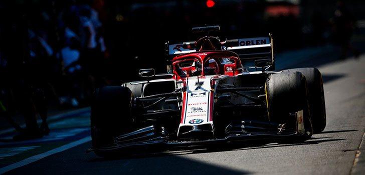Kimi Räikkönen cree que serán más competitivos en Silverstone